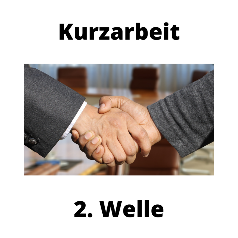 Kurzarbeit 2. Welle
